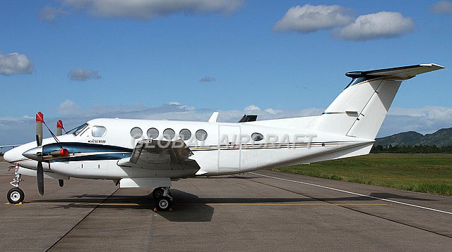 BEECHCRAFT KING AIR B200 2000