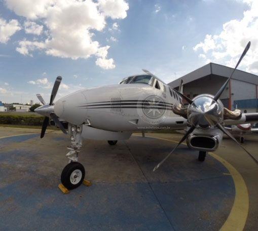 BEECHCRAFT KING AIR C90B 2000