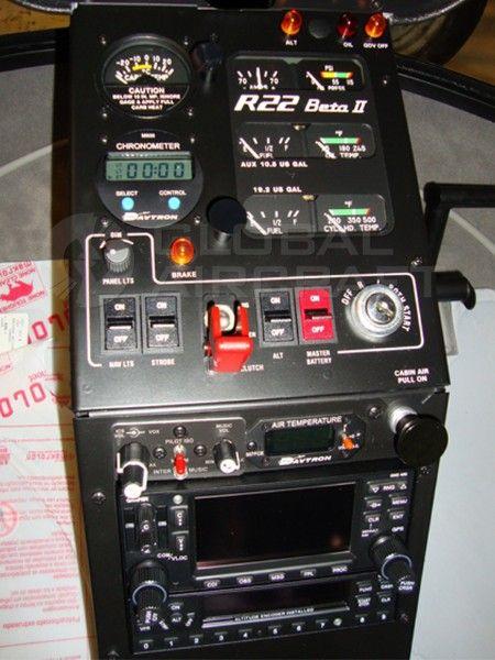 ROBINSON R22 BETA II 2012