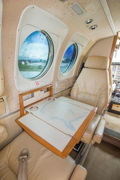 BEECHCRAFT KING AIR C90A 1991