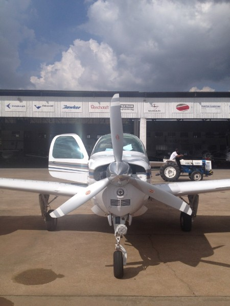 Beechcraft Bonanza A36 1998