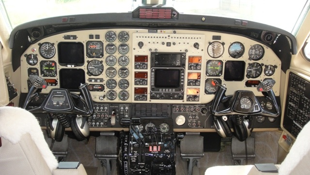 Beechcraft King Air B-200 1997