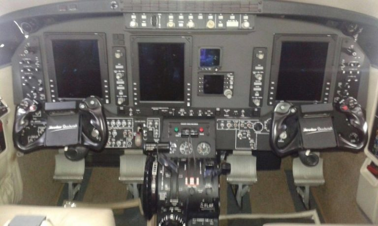 Beechcraft King Air C-90 GTx 2010