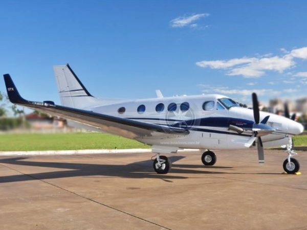 BEECHCRAFT KING AIR C90 GTx 2011
