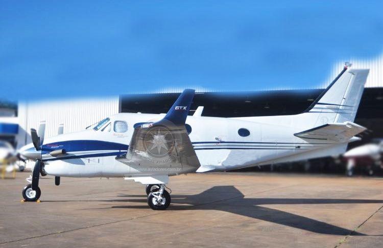 BEECHCRAFT KING AIR C90 GTx 2011