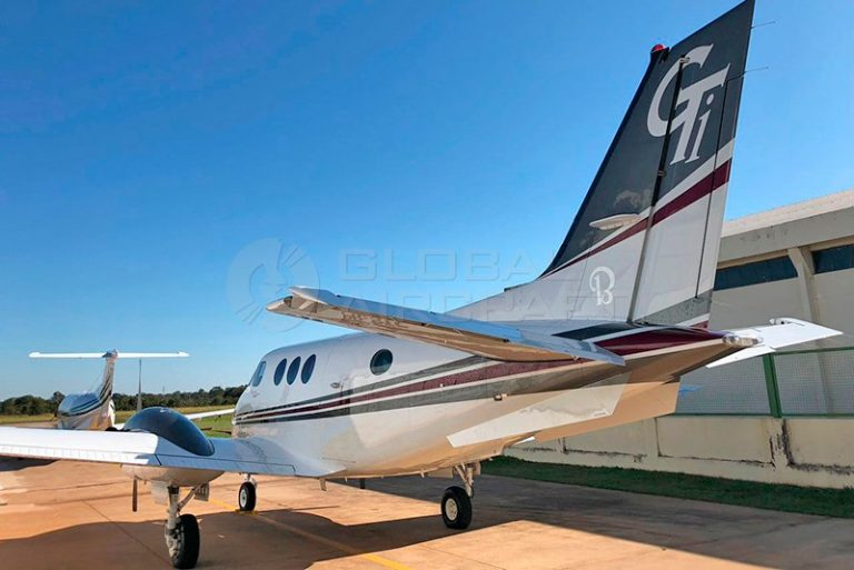 BEECHCRAFT KING AIR C90 GTi 2008