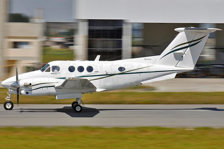 BEECHCRAFT KING AIR F90 1985