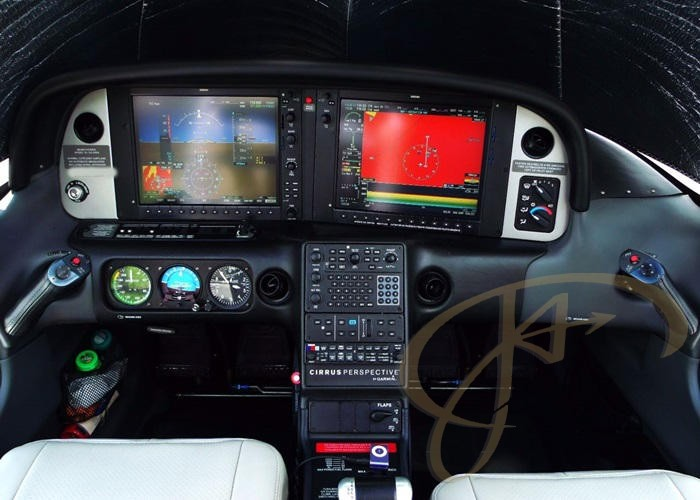 CIRRUS SR22 G3 GTS ANO 2009