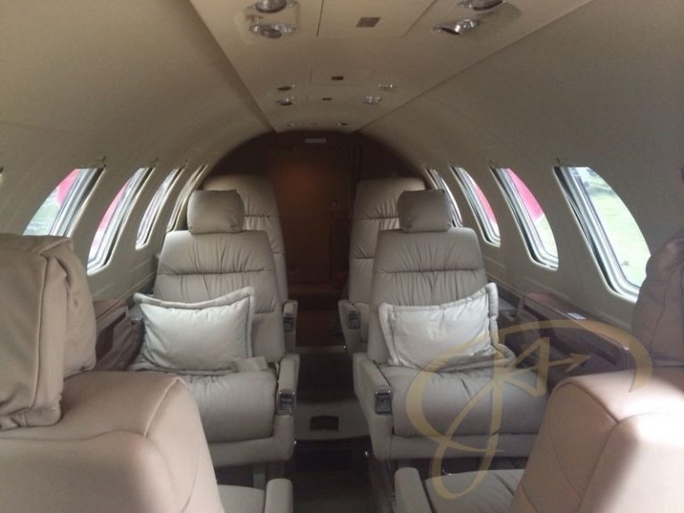 CITATION II C550 ANO 1983