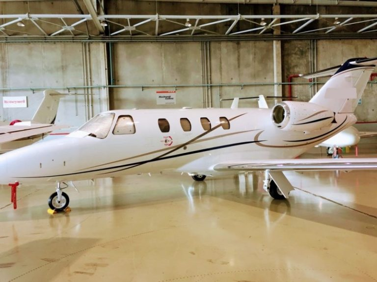 Cessna 525 Citation Jet 1997