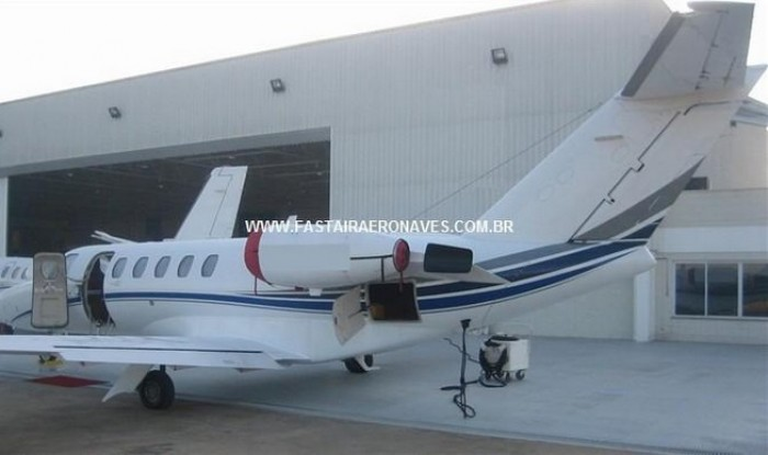 Cessna 525 Citation Jet II 2001