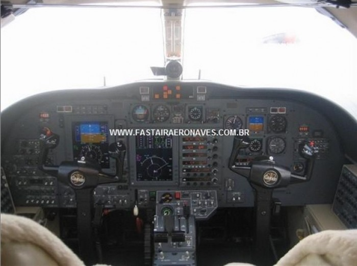 Cessna 525 Citation Jet II 2001