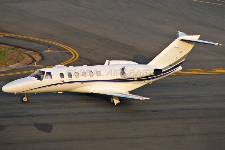 CESSNA CITATION CJ2 2001