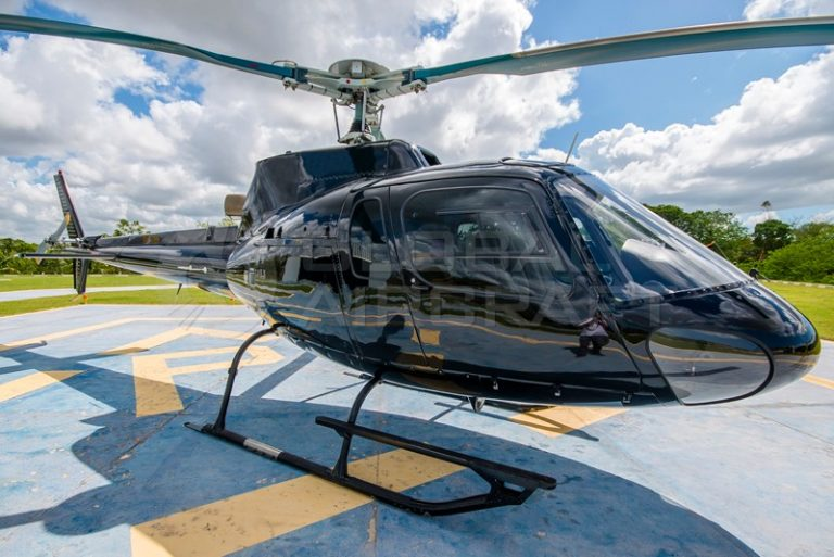 EUROCOPTER AS350B ESQUILO 1987