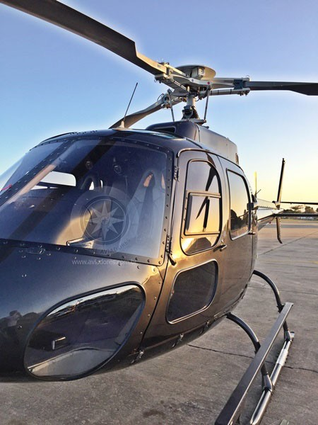 EUROCOPTER FRANCE AS350B2 2013
