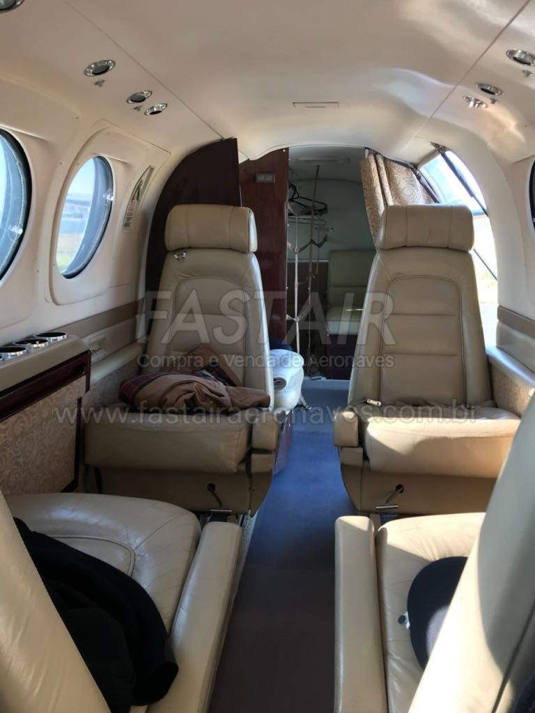 Beechcraft King Air C-90B 2000
