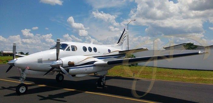 KING AIR C90 ANO 1979