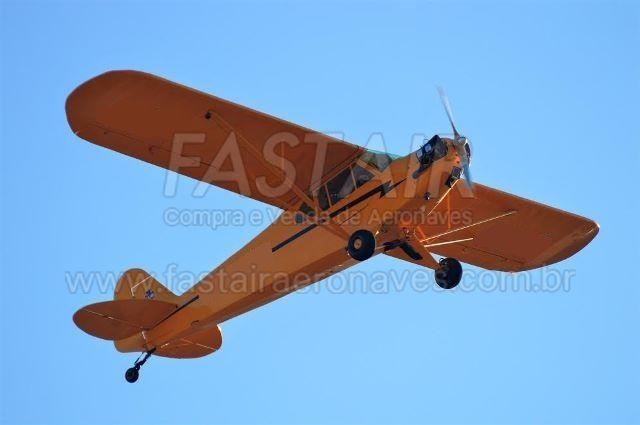 Piper J-3 ano 1947 (Homologado)