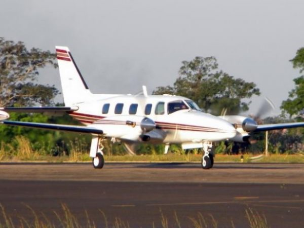 Piper Cheyenne II XL 1982 Blackhawk Conversion