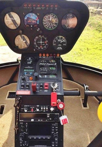 ROBINSON R44 Raven II 2012