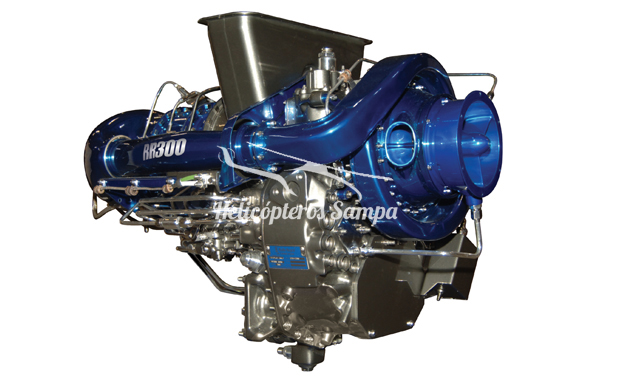 ROBINSON R66 Turbina 2011