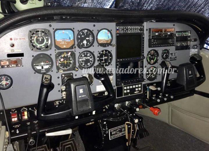 Cessna 210M Centurion II Turbo 1978