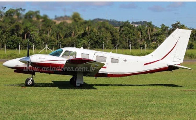 SENECA V PA-34 220T 2008