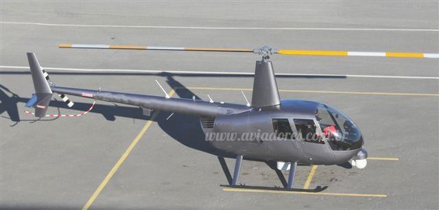R44 Raven II Newscopter 2013 (FOB – Europe)