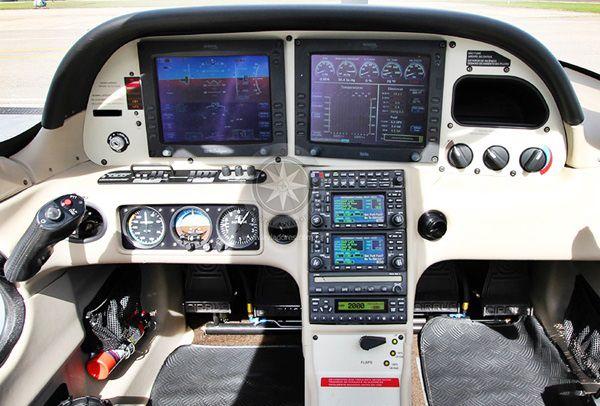 Cirrus SR20 G2 2007