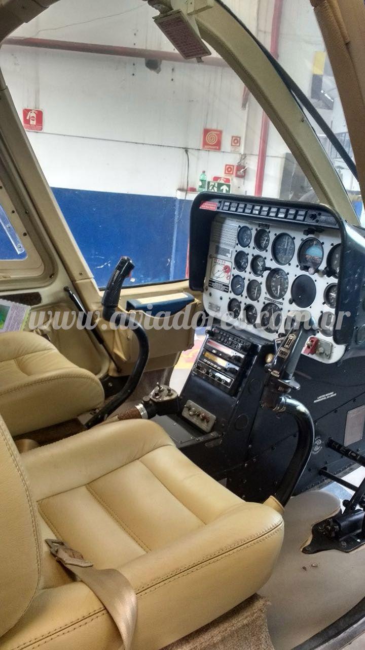 Bell JetRanger 206B II 1976