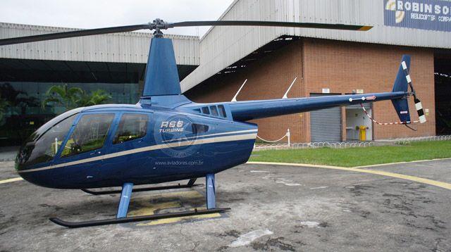Robinson R66 2013