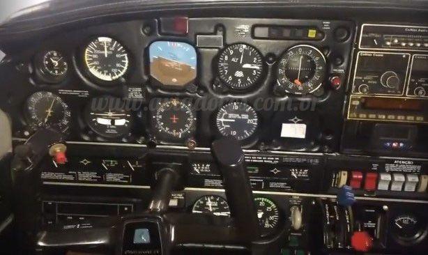Corisco Turbo EMB-711ST 1984