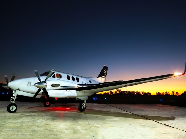 KING AIR C90GTi 2008 com Winglets