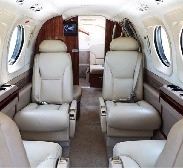 KING AIR C90GTi 2008 com Winglets