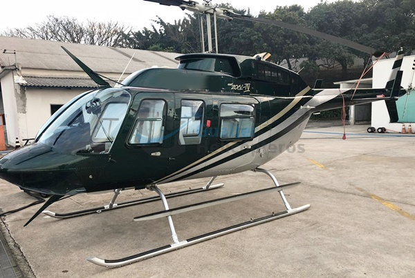 BELL 206L-4 LONG RANGER 1997