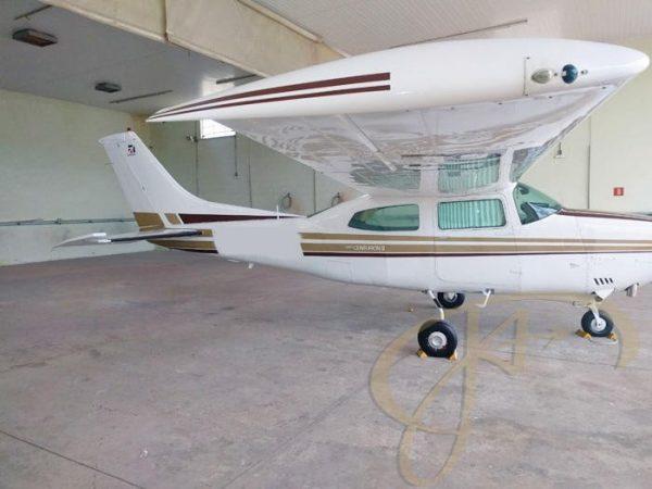 CESSNA 210 TURBO 1978