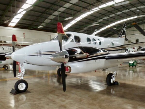 Beechcraft King Air C-90GT 2007