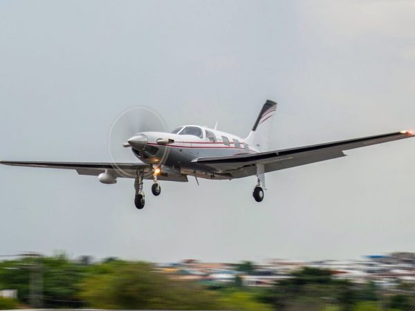Piper PA-46-500TP Meridian 2010
