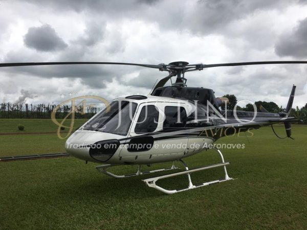 ESQUILO AS350 B3 2015