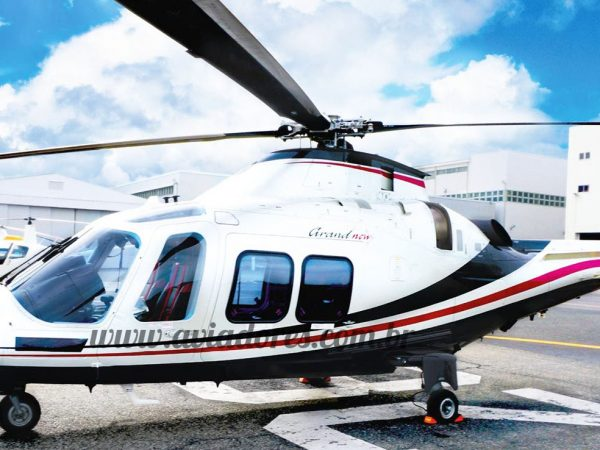 Agusta Westland A109SP Grand New 2012