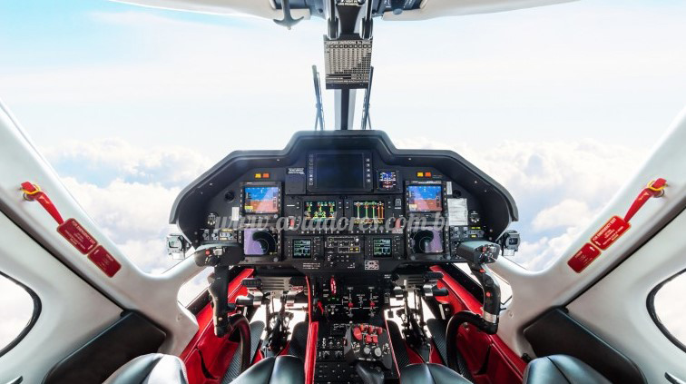 Agusta Westland A109SP Grand New 2012