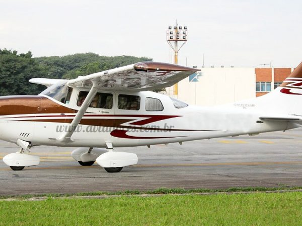 Cessna T206H Turbo Stationair TC 2007