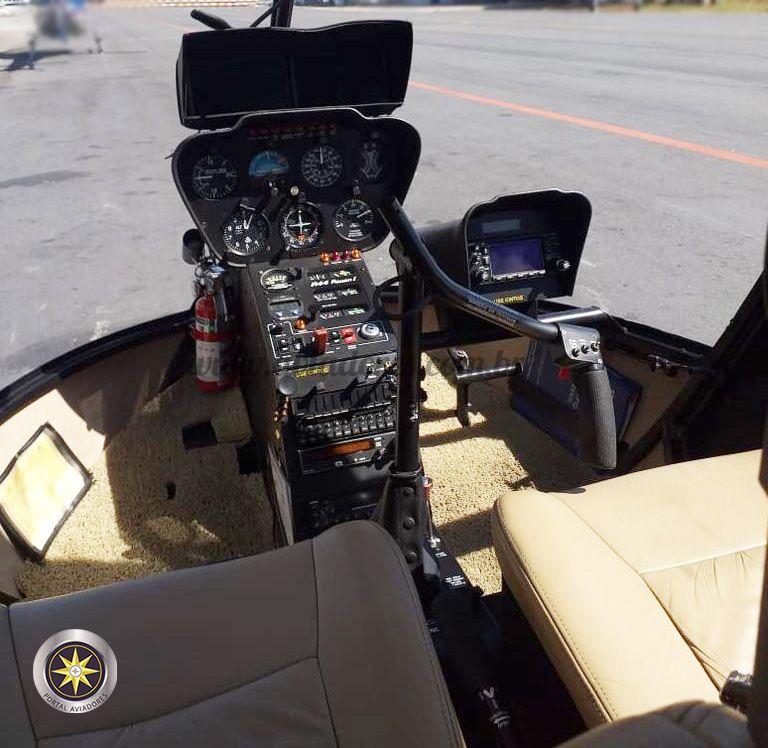 R44 Raven I Newscopter 2001