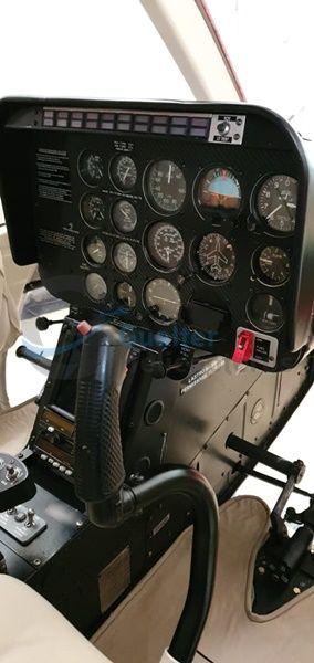 Jet Ranger 206B III 1981