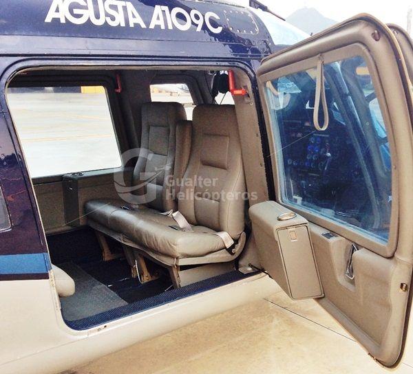 AGUSTA A109C 1990