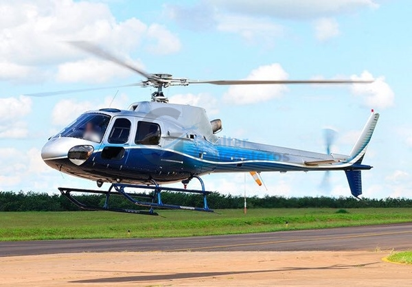 Esquilo AS350B2 2006