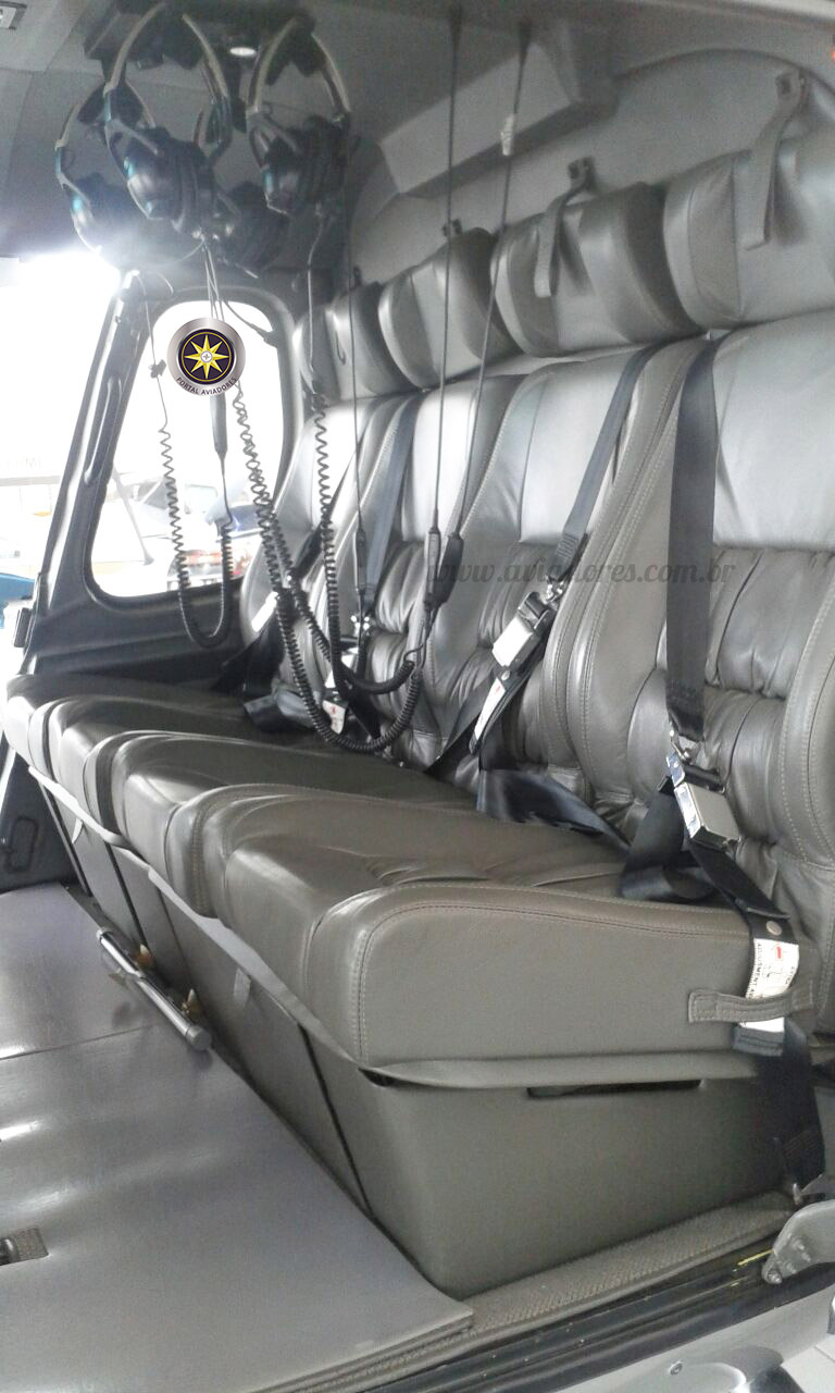 Esquilo AS350B3 2012