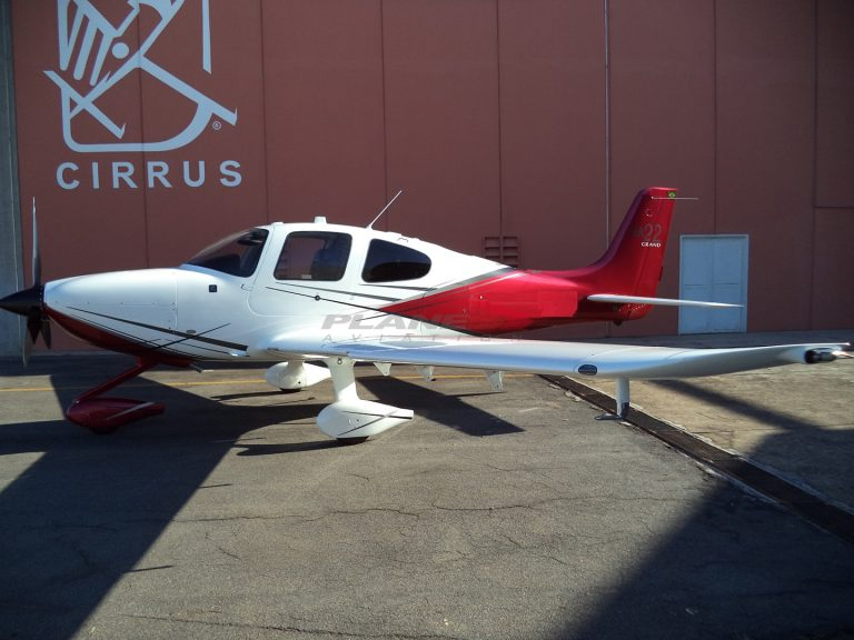 CIRRUS SR22 G5 GRAND | 2014