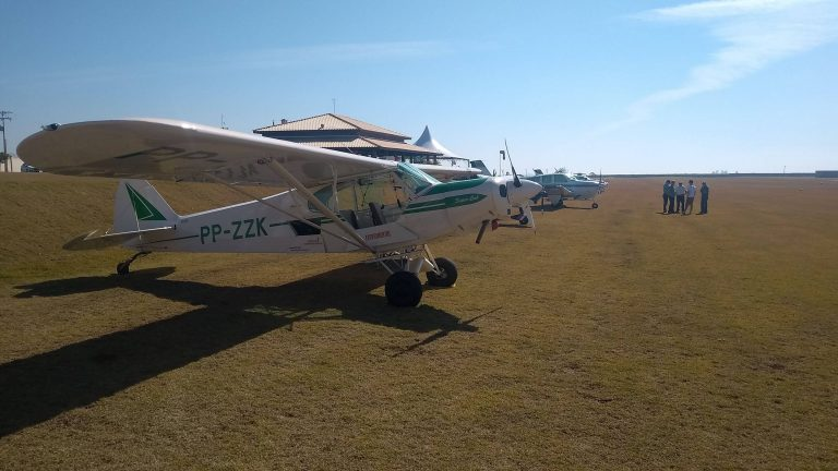 PA-18 Supercub Exp – Prop. Compartilhada