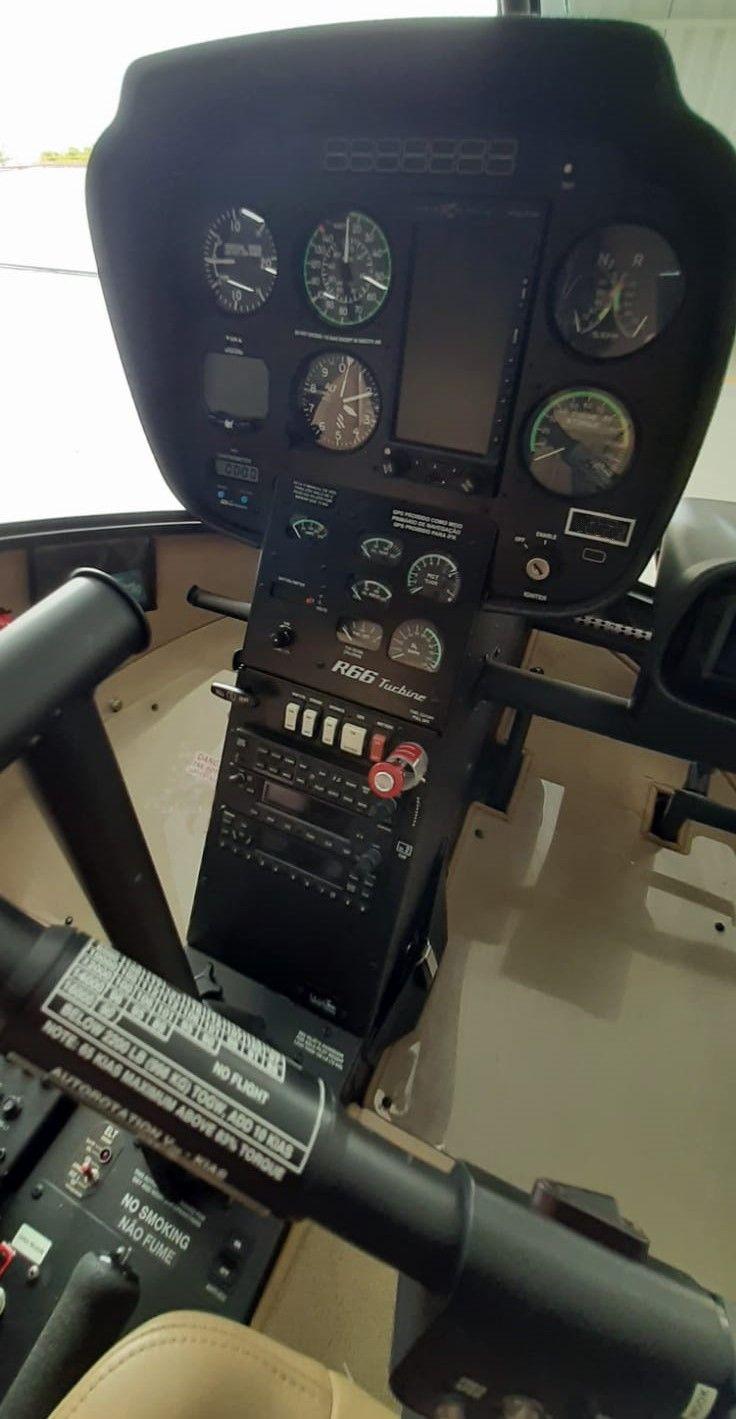 Robinson R66 Turbine 2015